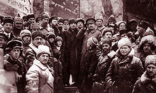Rivoluzione russa: cronologia ed esercizi.