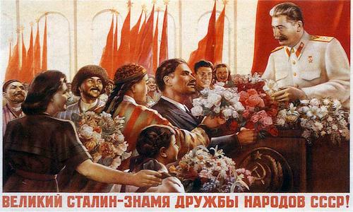 Il regime totalitario di Stalin