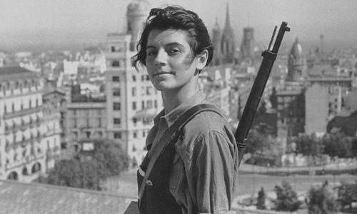 La guerra civile spagnola (1936-1939)