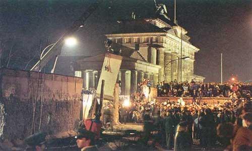 Divisione della Germania, muro di Berlino, riunificazione