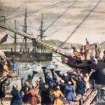 Rivoluzione americana: la guerra d'indipendenza.