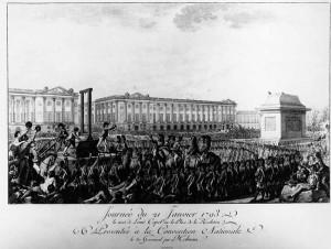 esecuzione luigi XVI