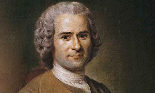 Rousseau, L'origine della disuguaglianza.