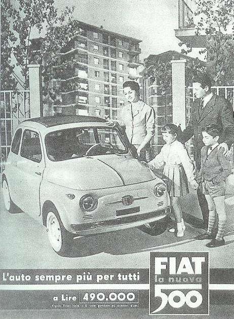 1960 il miracolo economico
