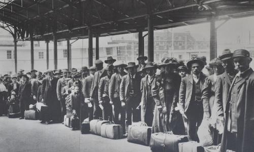 L' emigrazione italiana