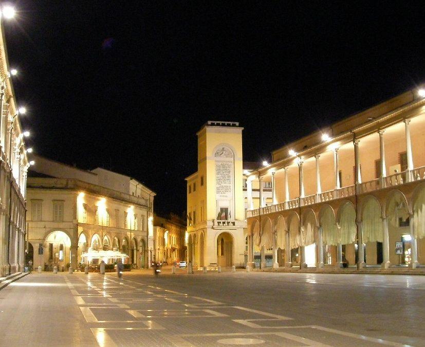La prima guida turistica di Faenza