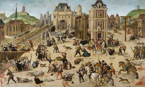 Il quadro politico dell'Europa del '500