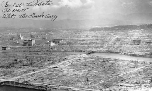 Hiroshima e Nagasaki [Progetto Manhattan]