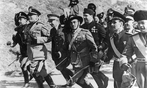 Un popolo di atleti e di soldati.Fascismo sport tempo libero