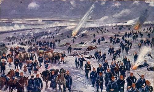 Le guerre balcaniche (1912-13)