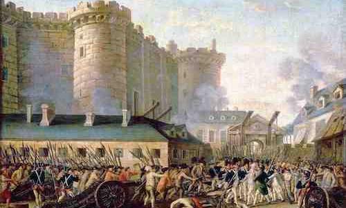 Rivoluzione francese: glossario, cronologia, fonti