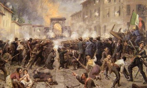 Prima guerra d 39 indipendenza storiaestorie for Arredare milano indipendenza