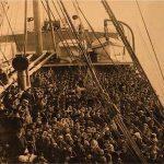 La grande migrazione europea tra '800 e '900