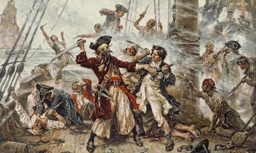 All'assalto col Jolly Roger