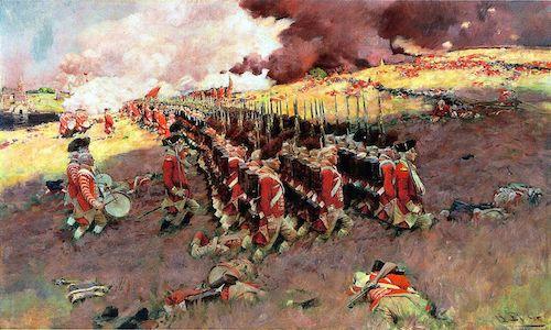 Le prime fasi della guerra d'Indipendenza americana