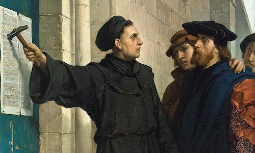 Riforma protestante e guerre europee