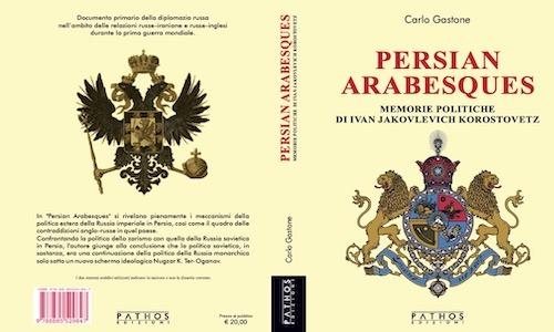 Carlo Gastone, Persian Arabesques